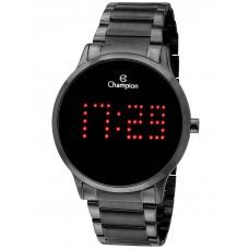 Relógio Champion Digital Preto Feminino CH40035D