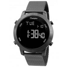 Relógio Champion Digital Grafite CH40062C