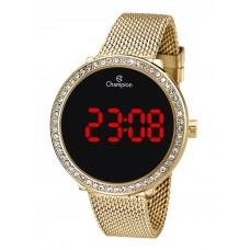 Relógio Champion Digital Dourado CH48037V