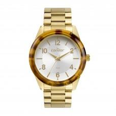 Relógio Condor Dourado CO2035MVL/T4D