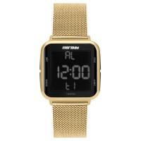 Relógio Mormaii Dourado Unissex MO6600AH/8D