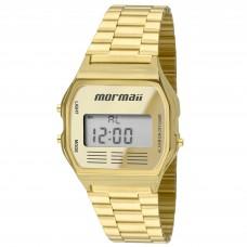 Relógio Mormaii Dourado Digital MOJH02AB/4D