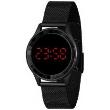 Relógio Lince Digital Preto Feminino LDN4647L PXPX